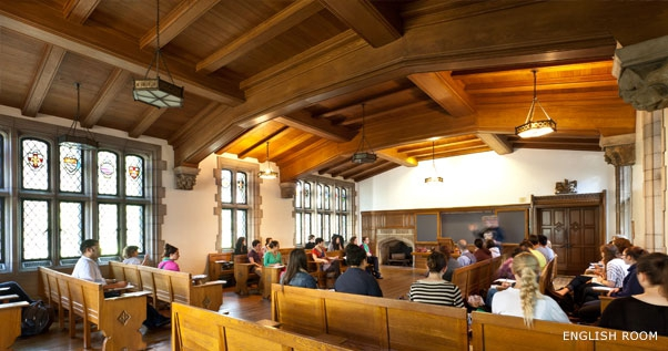 Nationality Rooms Campus Tour