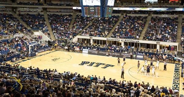 Petersen Events Center | Campus Tour